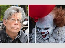 IT movie Stephen King reveals WHICH horror classic is