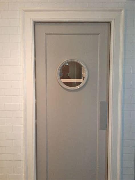Butler's Pantrylaundry Room Door With Porthole Window