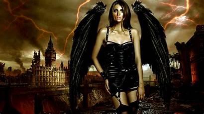 Angel Gothic Dark Fantasy Sci Fi Horror