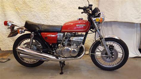 1976 Suzuki Gt550 by 1976 Suzuki Gt550 T309 Las Vegas Motorcycle 2017