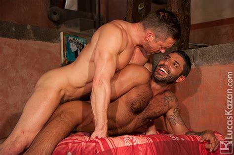Raul Korso And Tomas Brand Lucas Kazan Naked Men Pics