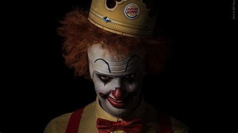 kelly stables burger king commercial burger king pokes a bit of fun at ronald in this halloween