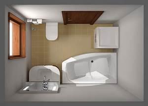 n16 dossier salles de bains petites par la taille With salle de bain petite taille