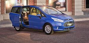 The New Ford B Max Autos Post