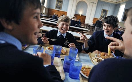pupils   locked  school  lunchtime telegraph
