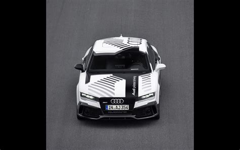2018 Audi Rs 7 Piloted Driving Concept Motion 6