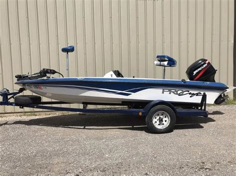 Used Bass Boats For Sale Oklahoma by Pro Craft Boats For Sale In Oklahoma