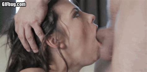 face fuck her throat