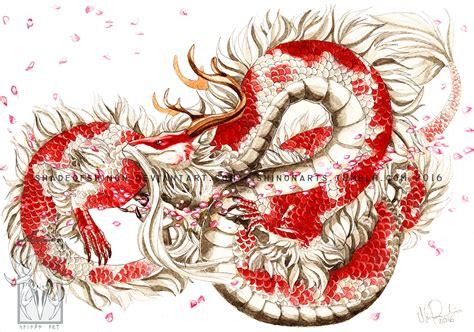 Koi Dragon By Shadeofshinon On Deviantart