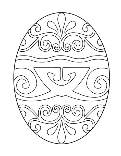 coloring easter eggs free printable easter egg coloring pages for kids