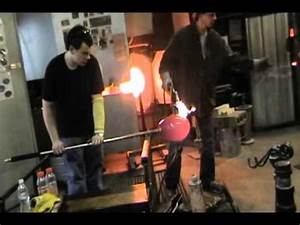 25 years of glass blowing a documentary of robert jones for Glas glassblowing documentary