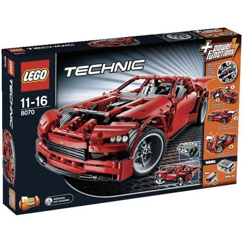 lego technic supercar lego 174 technic 8070 supercar from conrad