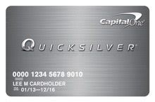 You may be able to complete the request over the phone, or you may be asked to go to your branch. Capital One Quicksilver Card Review | CreditShout
