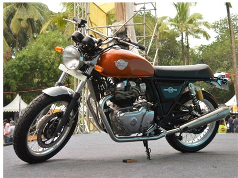Royal Enfield Interceptor 650 Picture by Royal Enfield Interceptor What Went Into The Royal