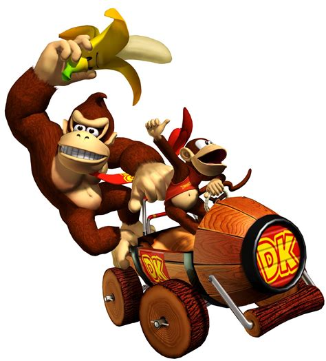 Donkey Kong Mario Kart Double Dash Wiki Fandom