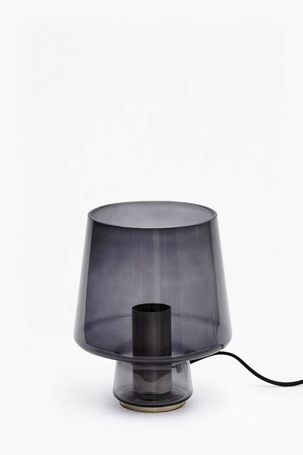 small glass table l lighting connection