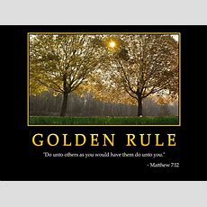 Deep And Wide Reapplying The Golden Rule