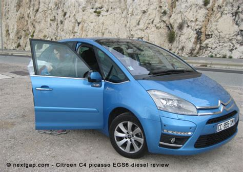 citroen  picasso egs diesel review