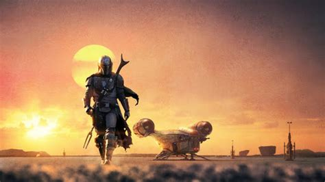 Check out the new character posters for The Mandalorian ...
