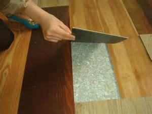 has your vinyl floor been damaged repairing is easy if you follow these steps quest