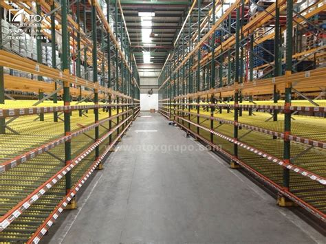 To Light by To Light Pallet Racking And Metal Shelving Atox