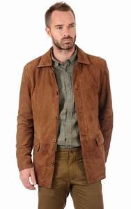 Veste En Daim Homme : veste aspect daim homme smarty la canadienne veste 3 ~ Nature-et-papiers.com Idées de Décoration