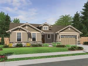 one story craftsman style homes the avondale craftsman style ranch house plan with