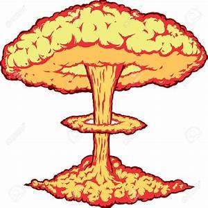 Nuclear explosion clipart - Clipartix