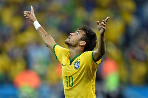 fifa world cup goal celebration neymar jr brazil