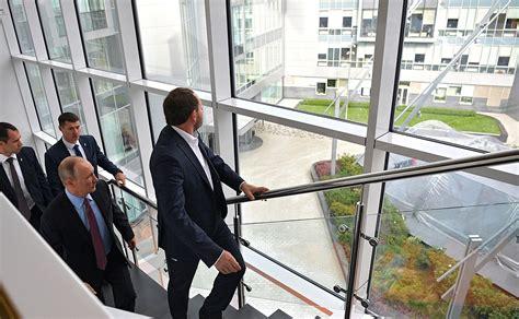 visit  yandex  company office president  russia
