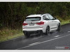 2018 BMW X3 xDrive30d review video PerformanceDrive