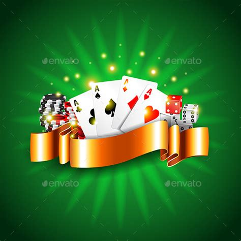 luxury casino background  cards vector  andegroka
