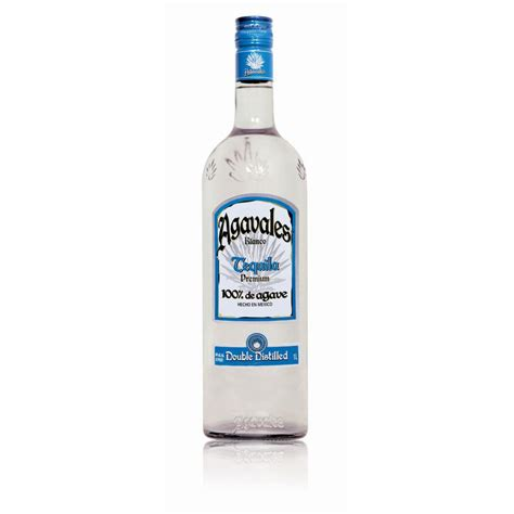 Agavales 100% Blue Agave Tequila Reposado