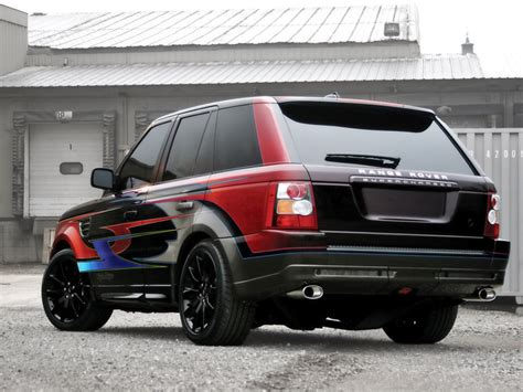 Land Rover Range Rover Sport Wallpapers by Land Rover Range Rover Sport Supercharged Wallpapers By