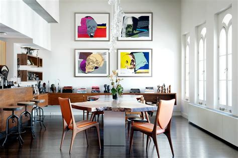 DHD Interiors' Spectacular Tribeca Penthouse Design is Fun