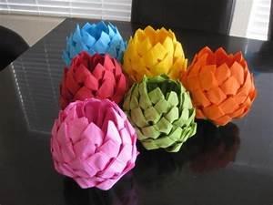 Fleur En Papier Serviette : la d co serviette en papier un jeu amusant et une d coration attrayante ~ Melissatoandfro.com Idées de Décoration