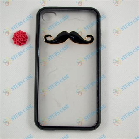 cheap iphone 4s cases unique mustache iphone 4s custom iphone cover