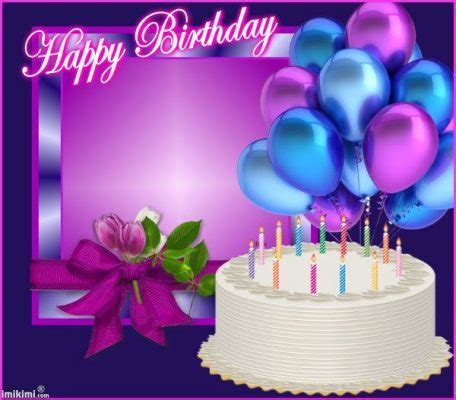 Happy Birthday Backgrounds by Happy Birthday Background Wallpaper Purple Hd Birthday