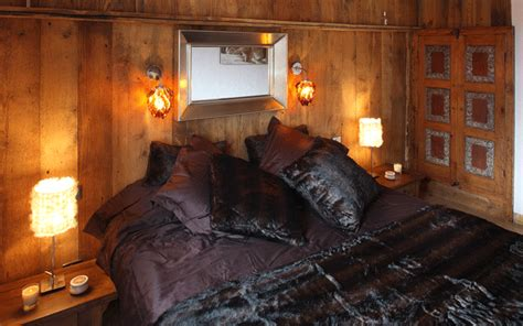 Chalet Lhotse Rustic Yet Glamorous In by Rustic Yet Glamorous Chalet Lhotse In Decoholic