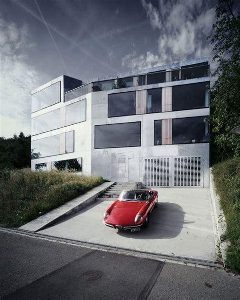 andreas fuhrimann gabrielle haechler architekten  architect