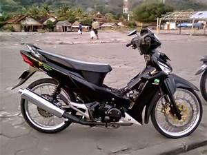 Modifikasi Motor Honda Supra X 100cc