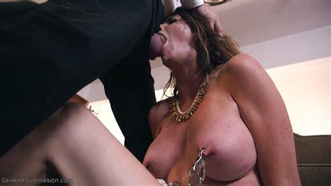 Submissive Silvia Saige Gets Her Ass Penetrated 2 Of 3