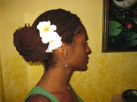 Dreadlock Hairstyles For Weddings