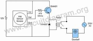 simple motion sensor doorbell circuit diagram With led light simple circuit diagram fully stocked led lighting store