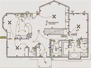 Diagram  Electric Work House Electrical Wiring Plan