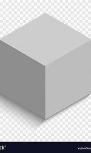 3d cube Royalty Free Vector Image - VectorStock