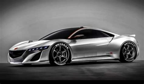 2019 Acura NSX : 2019 Acura Nsx Type-r Review Specs, New Design And Release