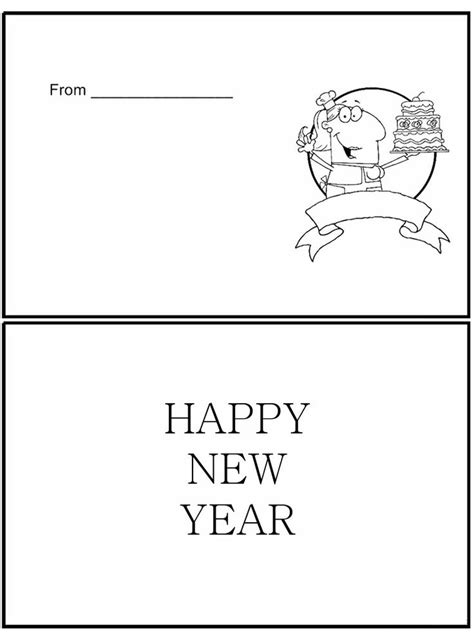 10 best New Year Coloring Pages images on Pinterest
