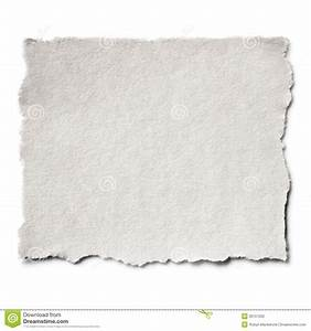 Torn Paper Isolated Stock Photography - Image: 30151032