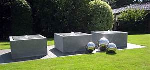 Wasserspiel Für Terrasse : zinkbrunnnen voll im trend informationsseite zu ~ Michelbontemps.com Haus und Dekorationen